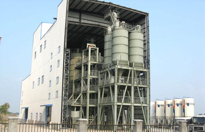 10-20t Оборудование для производства сухих смесей