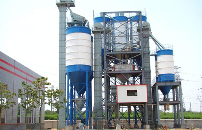 30-40t Оборудование для производства сухих смесей