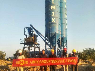 Aimix Бетонный завод 35