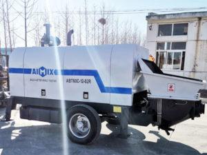 Aimix Дизельный Стационарный бетононасос
