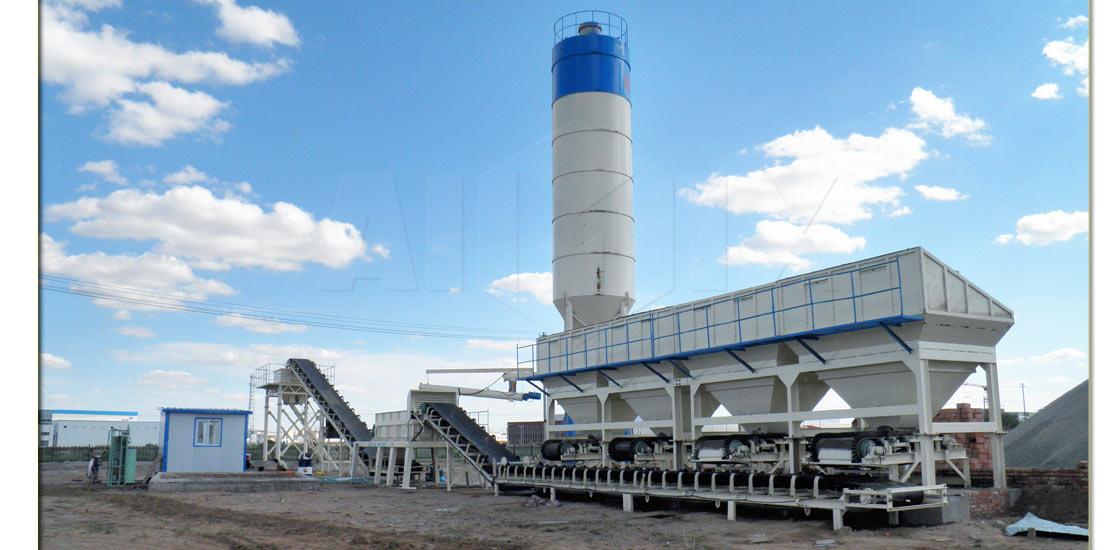 Cмесительный завод для стабилизированного грунта