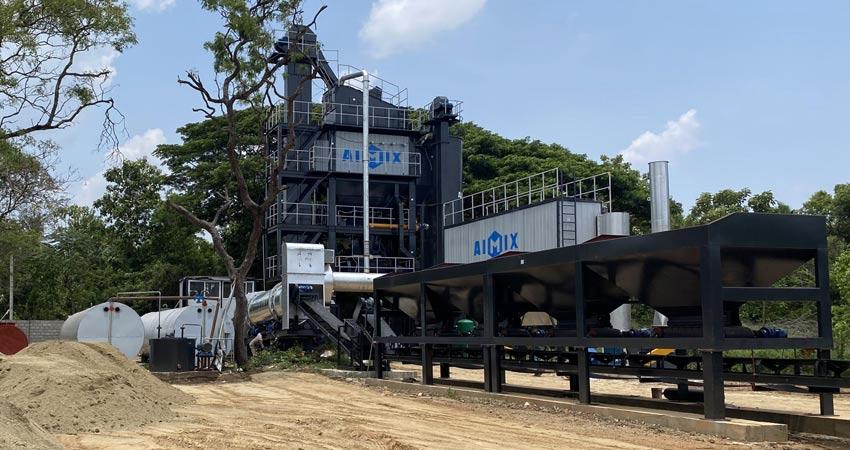 Aimix Асфальтобетонный завод 1000 тон