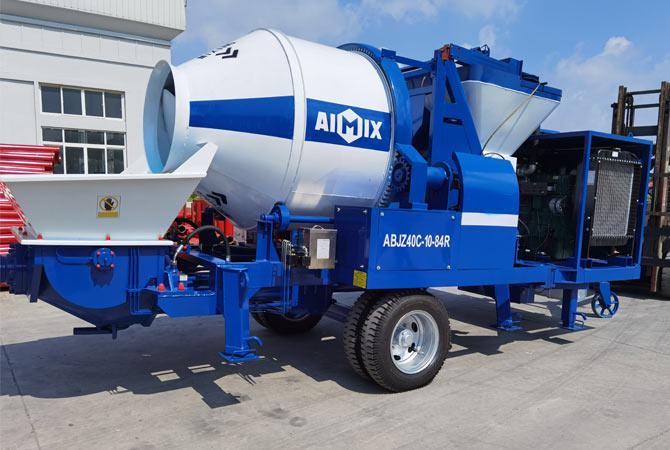 Aimix Бетоносмесительный насос ABJZ40C